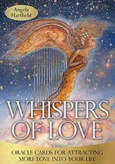 Whispers of Love Oracle Cards were created to help you find methods and messages for building stronger, more loving relationships whilst also to remind you of the interconnectedness of everything in y