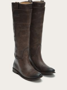 Vintage Cougar Womens Size 9 Brown Leather Boots
