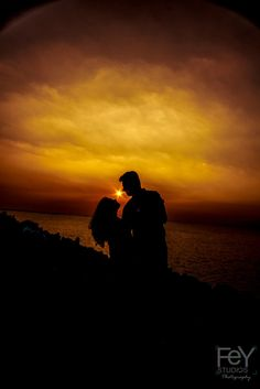 Let the golden sunset spark your love - Pre Wedding Photography by BX Studio Top Photographers, Wedding Shoot, Wedding Photography, Romantic, Sunset, Studio, Outdoor, Wedding Shot