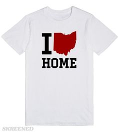 I Love Home #ohio