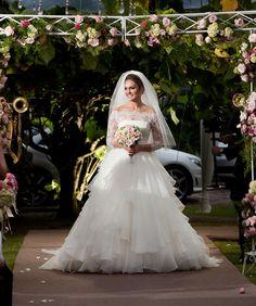 Noiva Juliana Modenese