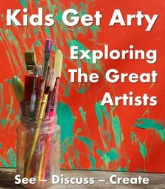 Kandinsky for Kids - Here Come the Girls