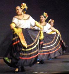 Tabasco - Mexico Lindo Ballet Folklorico, FW, TX
