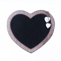 Tablica kredowa serce z ozdobnymi serduszkami lovelypassion.pl #shabbychic #vintage #country #shop #decor #home #dom #dekoracja #inspiration #beautiful #heart #board #chalk