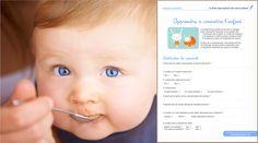 La fiche descriptive de mon bébé