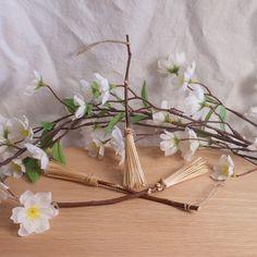 A Clean Sweep   Miniature Mesquite Besom   BrianaDragon Creations