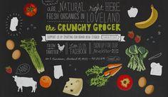 The Crunchy Grocer http://thecrunchygrocer.com