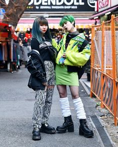 different types of fashion styles - Fashion Trends Tokyo Street Fashion, Tokyo Street Style, Japanese Street Fashion, Japan Fashion, Fashion Walk, Moda Fashion, Cute Fashion, Grunge Style, Soft Grunge