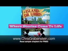 ▶ THE ISLAND OF DR. LIBRIS trailer - YouTube