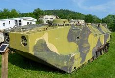 The Assault Amphibious Vehicle (AAV)—official designation (formerly known as Landing Vehicle, Tracked, abbr - English Amx 30, Amphibious Vehicle, Armoured Personnel Carrier, Photo Walk, French Army, Battle Tank, Ebay Search, Marine Corps, Troops