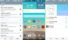 How To Use Smart Cleaning - LG G3. #LG #LGG3