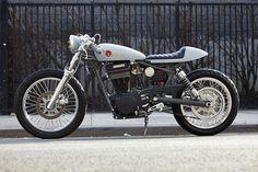 Ryca Motors - Sportster Cafe Racer Kit Gallery