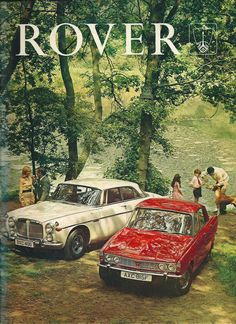 Rover advertising