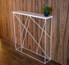Hey, I found this really awesome Etsy listing at https://www.etsy.com/listing/499037863/white-console-table-narrow-console-table