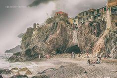 Liguria na majówkę - Cinque Terre w jeden dzień - Never Ending Travel Cinque Terre, Never, Mount Rushmore, Louvre, Mountains, Building, Nature, Travel, Naturaleza