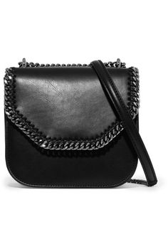 stellamccartney  bags  shoulder bags  leather   Structured Bag 853032a15029f