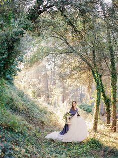 La Garriga de Castelladral - Bodes: Outtlander: Inspiración en el bosque (Parte 1)