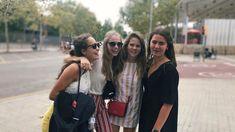 Reizen maken met vrienden, steden bezoeken.