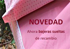 Ya tenemos bajeras sueltas de recanvio para nordisac! #nordicos #infantiles #niños #habitacion #sacos #home #sweet