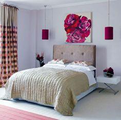 Yatak Odası Dekorasyonu...