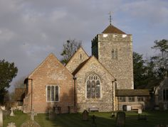 Stoke Poges Church, England