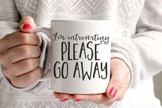 15 Mugs with Sayings That Express What You're Thinking Perfectly   http://momfabulous.com/2016/04/15-mugs-with-sayings/