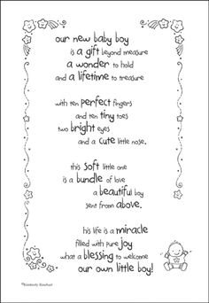 Poems For Boy 1