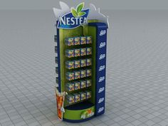 I am bringing along all such 25 innovative exhibition designs, display stands & booth collection that would inspire you. Pop Display, Display Stands, Cardboard Display, Innovation, Exhibition Stands, Counter Top, Pos, Creative, Promotion