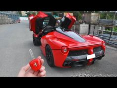 The Ultimate LaFerrari Sounds! - YouTube