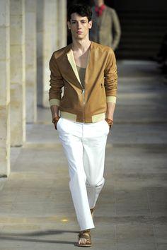 Hermès Spring 2012 Menswear