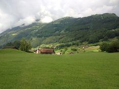 What a fresh view @Interlaken, Switzerland