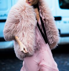 Parisienne: WEAR : EVERY SHADE OF PINK
