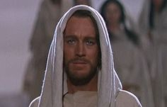 'The Greatest Story Ever Told' has Christ as an other-worldly figure