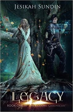 Legacy by Jesikah Sundin (Forest Tales Publishing, 2014) is the first book in the Biodome Chronicles series, and it is an eclectic mix of cyberpunk, quasi-medieval recreation in the form of live-action roleplaying (LARPing), and not-quite apocalyptic fiction, all told as a young adult story. The novel follows the activities of Leaf and Willow Oak (or Oaklee, as she prefers