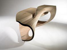 Sculptural wooden furniture by Joseph Walsh - Spicytec