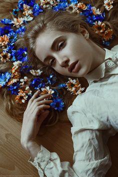 Marta Bevacqua / other portraits of Mathilda
