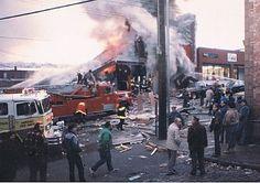 Courtesy David Lenart#02. Explosion and fire Dec. 8, 1985