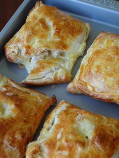 Creamy Chicken & Leek Parcels – Be A Fun Mum