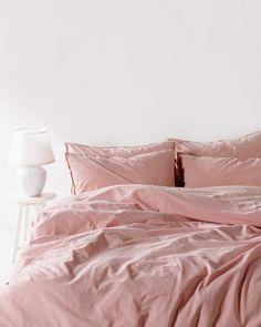 Απαλά Βαμβακερά Σετ Super Υπερ/πλα Πετροπλυμένα Σεντόνια Tuffy σε 4 Αποχρώσεις - Pennie.gr Bed, Home, Stream Bed, Ad Home, Homes, Beds, Haus, Bedding, Houses