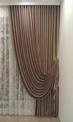 """Работы - гостиные - Салон штор """"Бархат"""""""