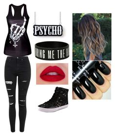 """""""Untitled"""" by kittenrawrr on Polyvore featuring moda, Topshop y Rebecca Minkoff"""