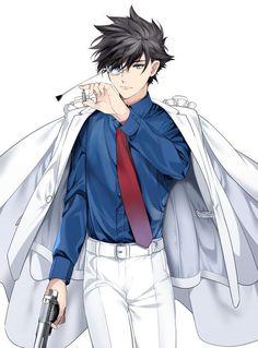 Cross-Over - Zerochan Anime Image Board Magic Kaito, Conan Comics, Detektif Conan, Kaito Kuroba, Detective Conan Wallpapers, Kaito Kid, Handsome Anime Guys, Cute Anime Boy, Kawaii Anime