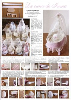 Baby Crib Tutorial