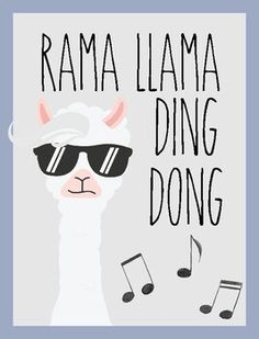 Frame it, hang it, your all set!You can also find this poster in my Llama Poster Bundle! Classroom Posters, Classroom Themes, Llama Face, Llama Alpaca, Ding Dong, Dark Fantasy Art, Art Challenge, Black And Grey Tattoos, Poster Wall