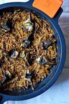 Gazpacho, Avocado Recipes, Polenta, Japchae, Paella, Quinoa, Risotto, Diet Recipes, Brunch