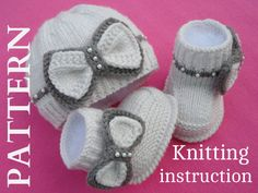 Hey, I found this really awesome Etsy listing at https://www.etsy.com/listing/176037465/p-a-t-t-e-r-n-knitting-baby-set-baby