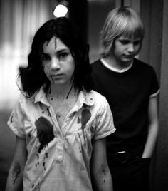 Let The Right One In   Eli and Oskar. beautiful vampire love story from Sweden.i adore this movie <3 <3 <3