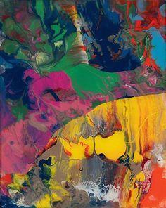 """905-7 in the """"Sinbad"""" series by Gerhard Richter, 2008"""
