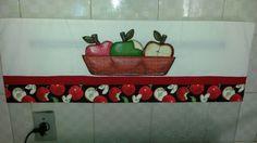 Fogão  maçã