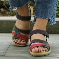 Zapatos Magic Shoes Casual Women's Tape Zapatos Zapatos Heel Tejidos Flat Dama Cómodos wFgxg4nqpO